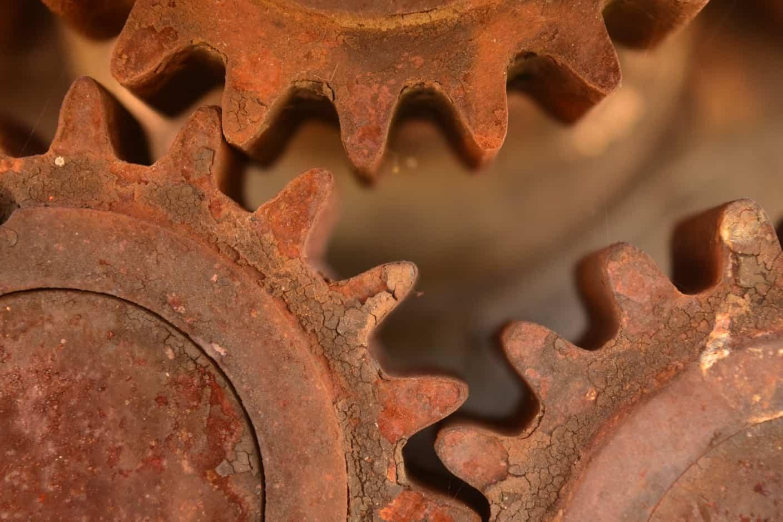 korrosionsförebyggande