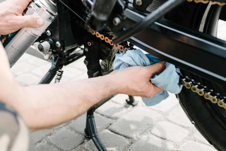 Smörjmedel för cykel