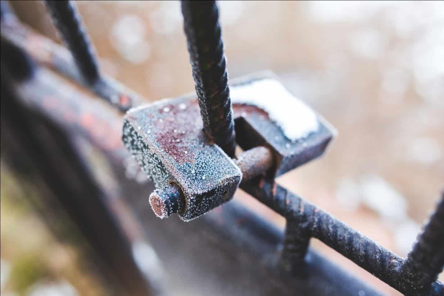Förhindra lås från att frysa