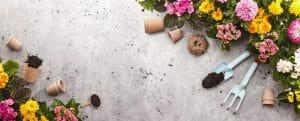 Hindra blomkrukor från att fastna i varandra under förvaring