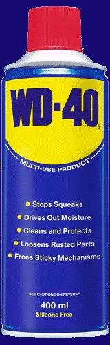 WD-40 fleranvändningsprodukt är populär av många anledningar