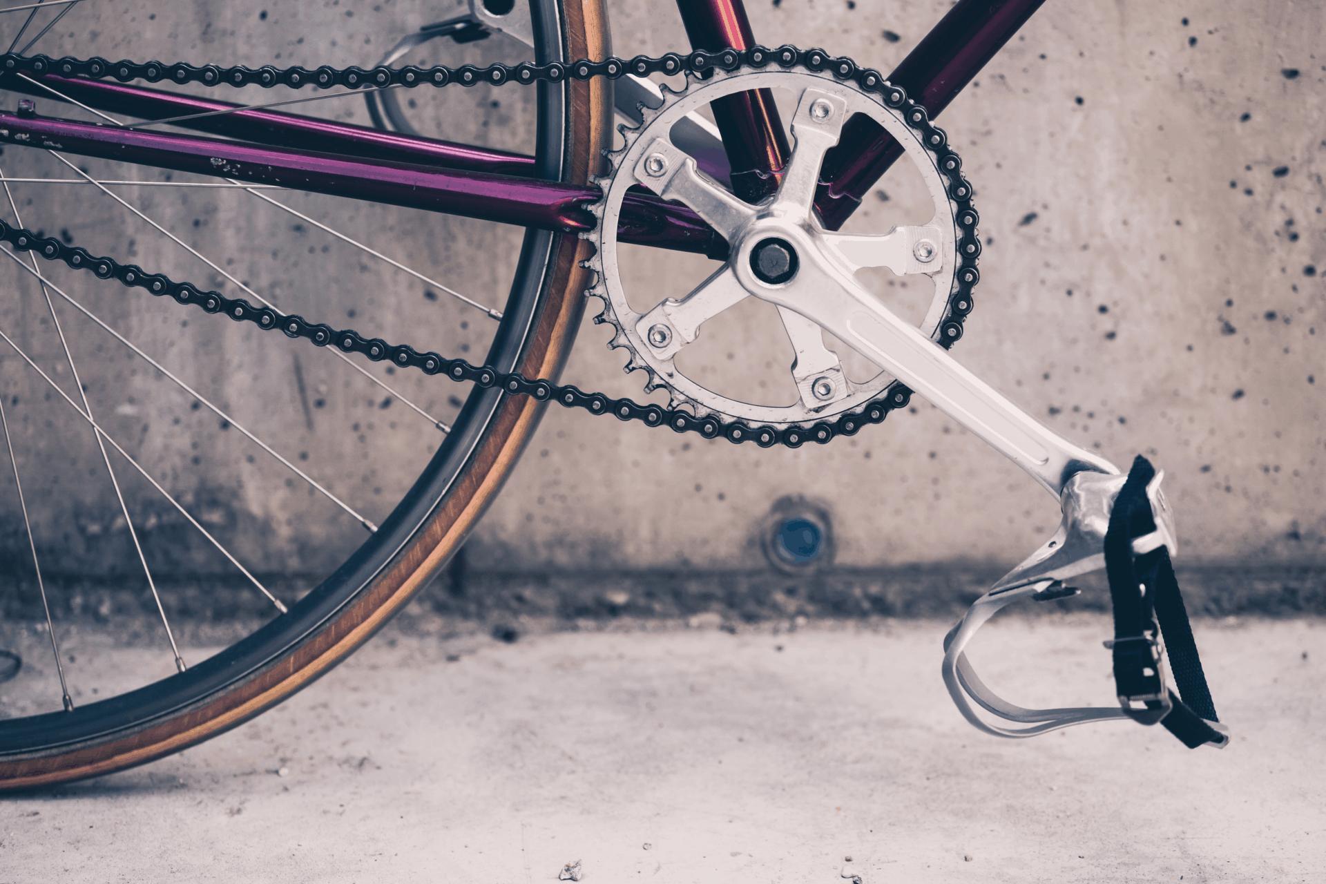 cykelrengörare