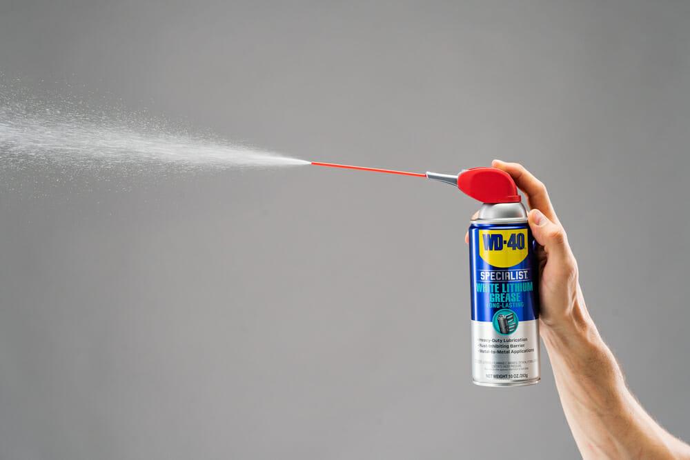 ecommerce ready 30061 white lithium grease 10oz straw up spray