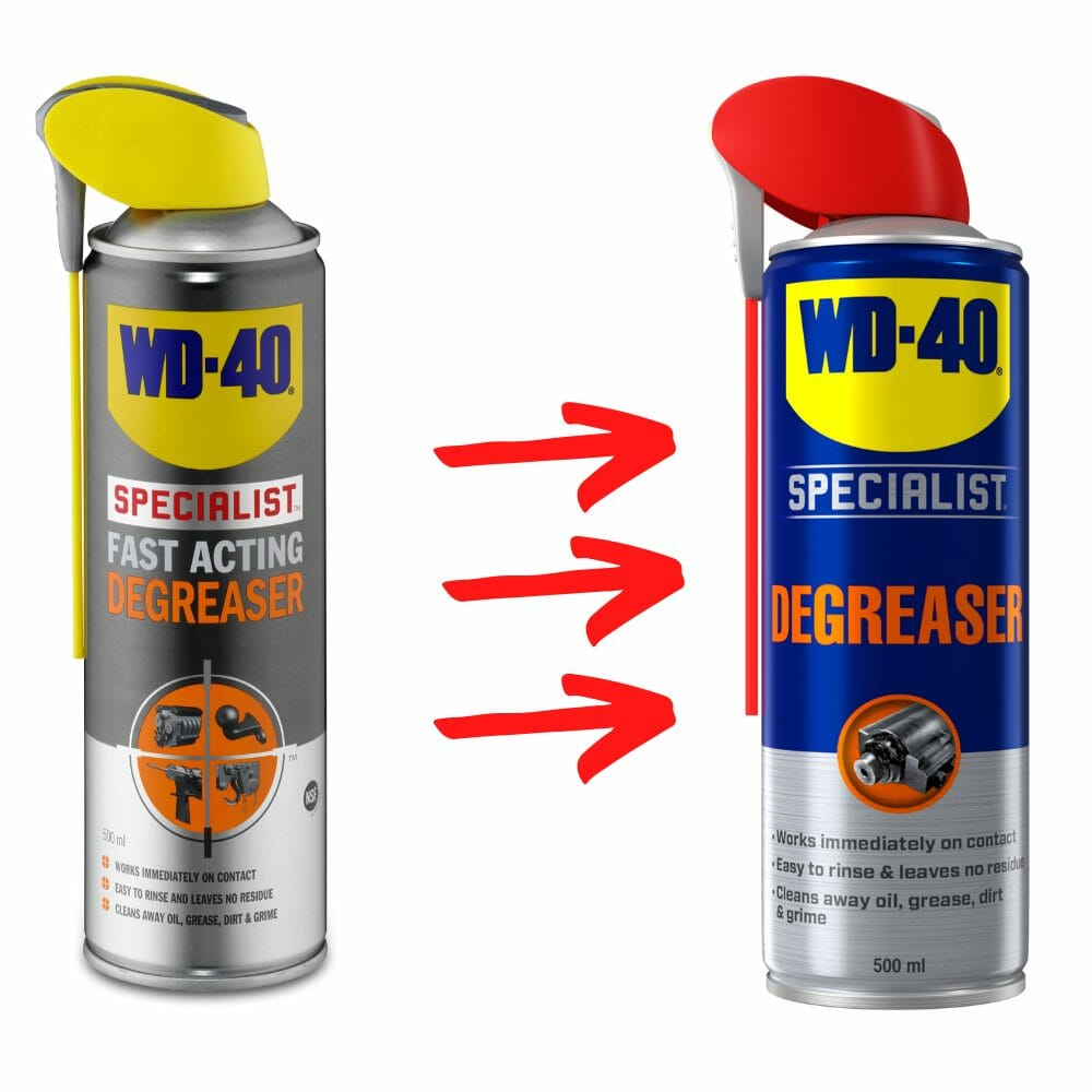 new look degreaser
